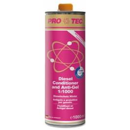 PRO-TEC DIESEL CONDITIONER & ANTIGEL 1:1000,  1l