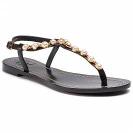 Sandále TORY BURCH - Emmy Pearl Sandal 52011 Perfect Black 006