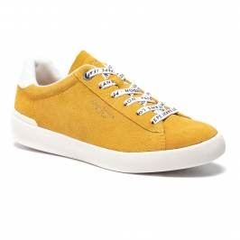 Poltopánky PEPE JEANS - Roland Suede PMS30524 Ochre Yellow 40 Obuv