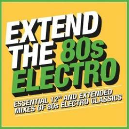 Various - Extend The 80s - Electro 3CD