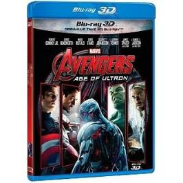 Avengers: Age of Ultron 2BD (3D+2D)